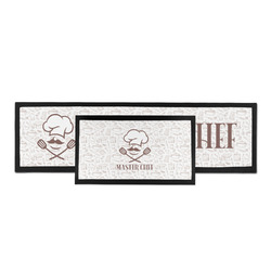 Master Chef Bar Mat (Personalized)