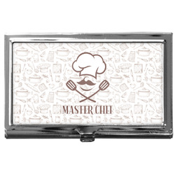 Master Chef Business Card Case