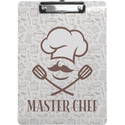 Master Chef Clipboard (Personalized)