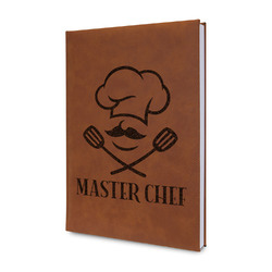 Master Chef Leatherette Journal (Personalized)