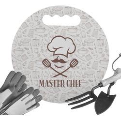 Master Chef Gardening Knee Cushion (Personalized)