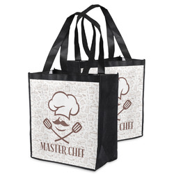 Master Chef Grocery Bag w/ Name or Text