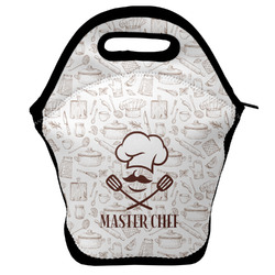 Master Chef Lunch Bag w/ Name or Text