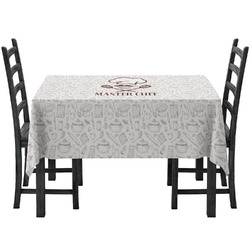 Master Chef Tablecloth (Personalized)
