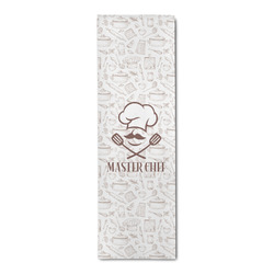 Master Chef Runner Rug - 3.66'x8' w/ Name or Text