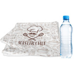 Master Chef Sports & Fitness Towel w/ Name or Text