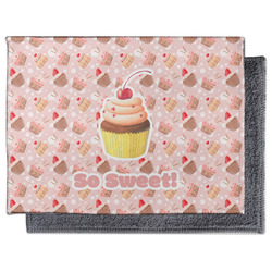 Sweet Cupcakes Microfiber Screen Cleaner w/ Name or Text