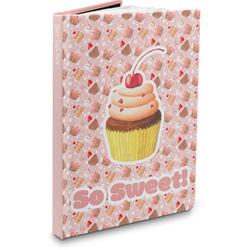 Sweet Cupcakes Hardbound Journal (Personalized)