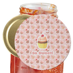 Sweet Cupcakes Jar Opener (Personalized)