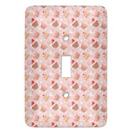 Sweet Cupcakes Light Switch Covers (Personalized)