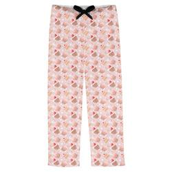Sweet Cupcakes Mens Pajama Pants (Personalized)