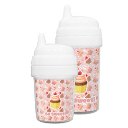 Sweet Cupcakes Sippy Cup (Personalized)