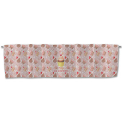 Sweet Cupcakes Valance (Personalized)
