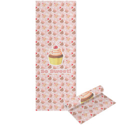 Sweet Cupcakes Yoga Mat - Printable Front and Back (Personalized)