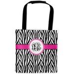 Zebra Print Auto Back Seat Organizer Bag (Personalized)