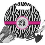 Zebra Print Gardening Knee Cushion (Personalized)