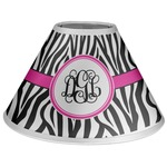 Zebra Print Coolie Lamp Shade (Personalized)