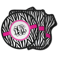 Zebra Print Iron on Patches (Personalized)