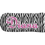 Zebra Print Putter Cover (Personalized)