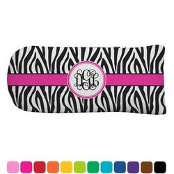 Zebra Print Putter Cover (Personalized)