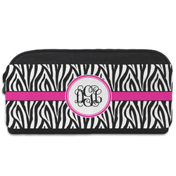 Zebra Print Shoe Bag (Personalized)