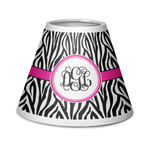 Zebra Print Chandelier Lamp Shade (Personalized)