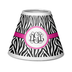 Zebra Print Chandelier Lamp Shade (Personalized)