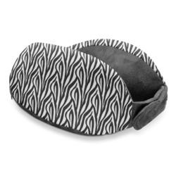 Zebra Print Travel Neck Pillow