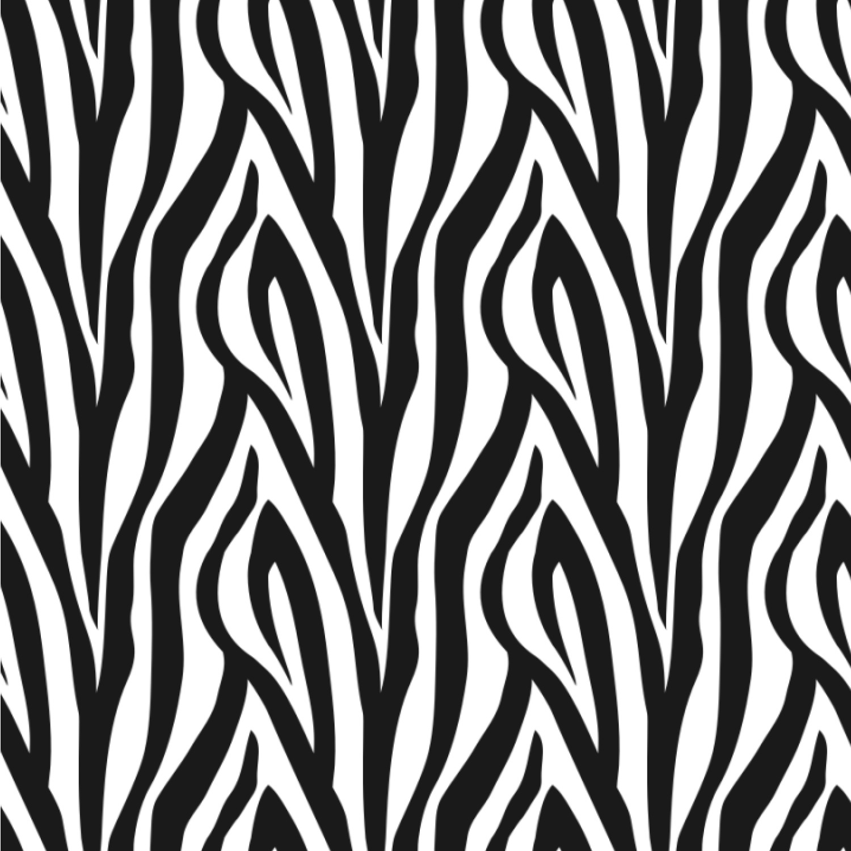 Zebra Print Wallpaper Surface Covering Youcustomizeit