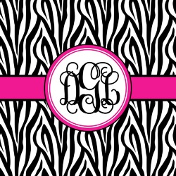 See All Products With Zebra Print Design