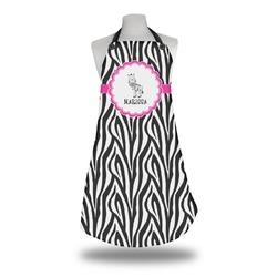 Zebra Apron (Personalized)