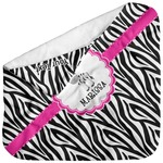 Zebra Baby Hooded Towel (Personalized)