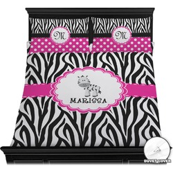 Zebra Duvet Covers (Personalized)