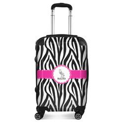 Zebra Suitcase (Personalized)