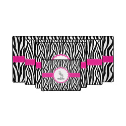 Zebra Gaming Mouse Pad (Personalized)
