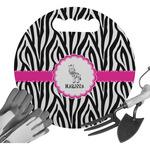 Zebra Gardening Knee Cushion (Personalized)