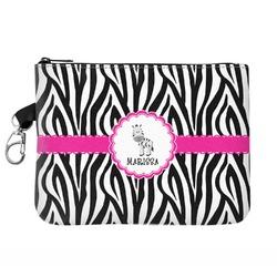 Zebra Golf Accessories Bag (Personalized)