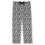 Zebra Mens Pajama Pants (Personalized)