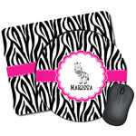 Zebra Mouse Pads (Personalized)