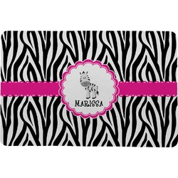 Zebra Comfort Mat (Personalized)