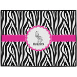 Zebra Door Mat (Personalized)