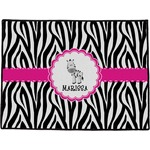 Zebra Door Mat (Personalized)