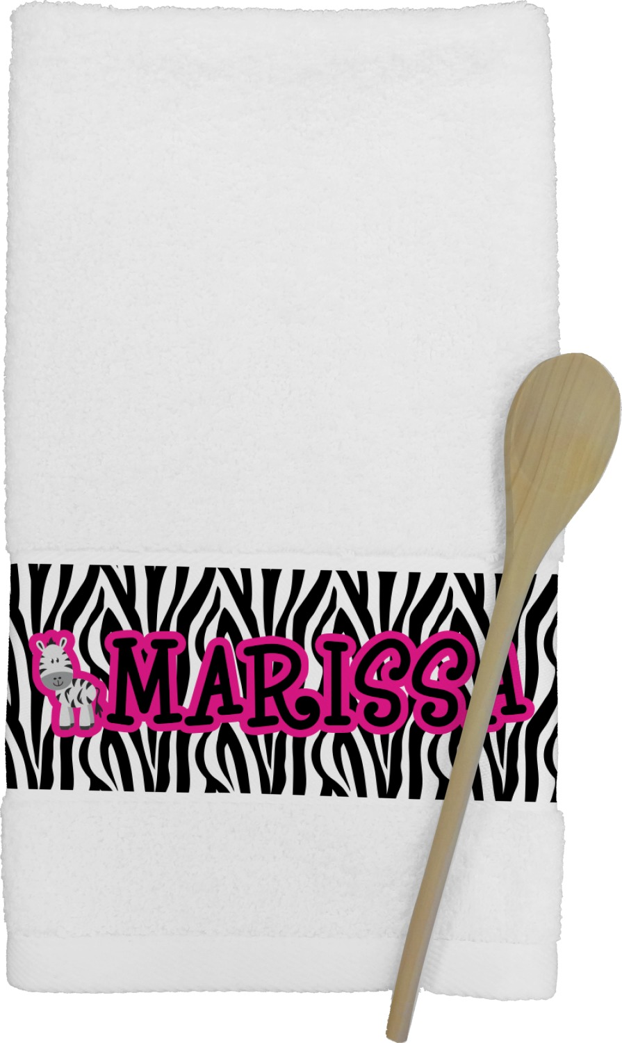 Zebra Kitchen Towels
