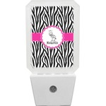 Zebra Night Light (Personalized)