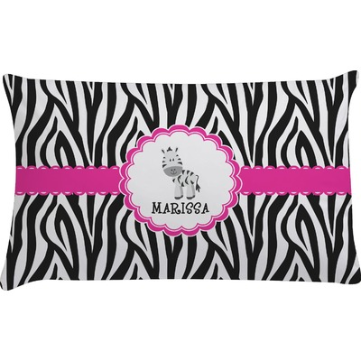 Zebra Pillow Case (Personalized)