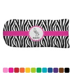 Zebra Putter Cover (Personalized)
