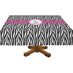 Zebra Tablecloth (Personalized)