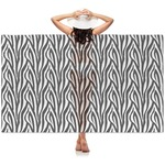 Zebra Sheer Sarong (Personalized)