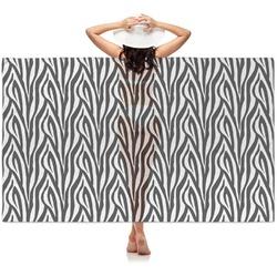 Zebra Sheer Sarong (Personalized)