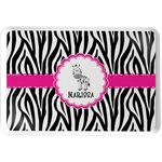 Zebra Serving Tray (Personalized)